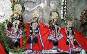 Shri Radha Madhav Ji Vrindavan