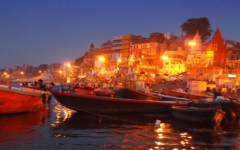 kashi vishwanath ghat