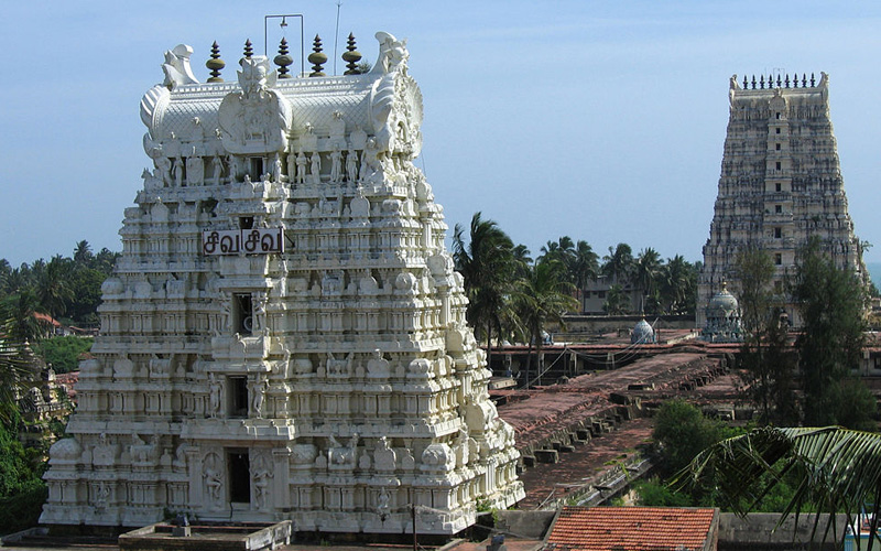 Rameshwaram Jyotirlinga Temple