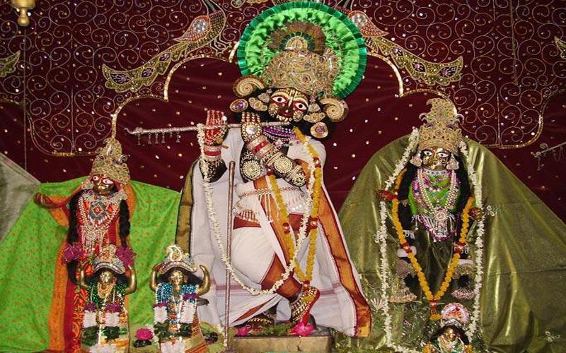 Shree Radha Damodar Vrindavan