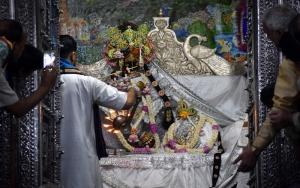 Shri Radhavallabh Temple Vrindavan
