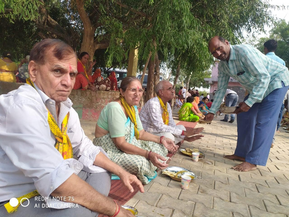 Braj Chaurasi Kos Yatra Darshan 2019