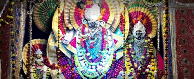 Shri Garud Govind Ji Temples Vrindavan