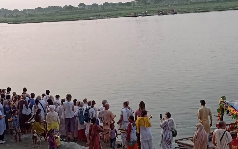 Braj Yatra ka Sankshipt Parichay