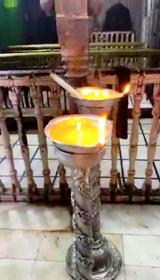 Shri Banke Bihari Ji Deepak Seva